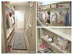 Tutorial for making a built in mudroom for a narrow hallway (The ...