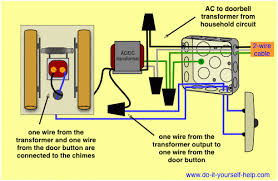 wiring diagram for doorbell wiring diagram doorbell wiring diagram tutorial jodebal