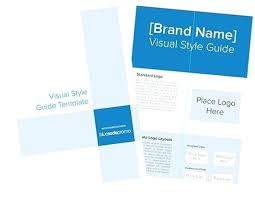 Style Guide Template Word Free Brand Style Gde Templates Guide Template Canva Traguspiercing