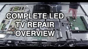 Sharp Tv Red Light Blinking Tv Service Repair Manuals Schematics And Diagrams