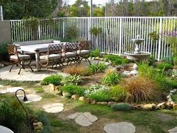Small Picture Awesome Small Garden Fence Ideas Images Home Decorating Ideas