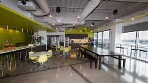Cool Spaces: Zillow's downtown Seattle office: Collaborative ...