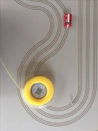 pin by w andresson on wooden ho slot car tracks w andresson wooden ho slot car tracks