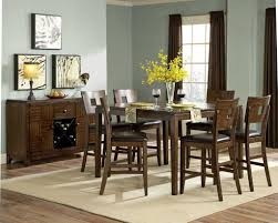 Simple Dining Table Decorating Dining Room Plants Green Dining Table Centerpieces Decor With