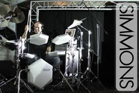 simmons drums. thirty years after simmons electronic drums broke all the rules to usher in modern age of drumming - and simmons\u0027 classic sdsv