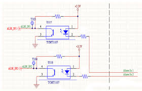 ip camera installation how to use dahua alarm input output circuit diagram of camera s alarm input