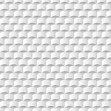 White 3d Geometric Texture Background ...
