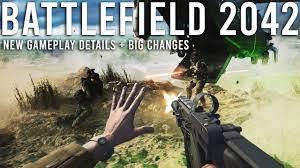 Battlefield 2042 NEW Gameplay details + BIG Changes! - YouTube