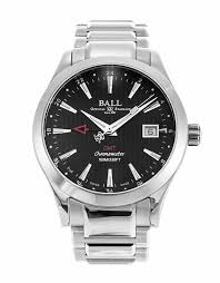 ultimate 28 best gmt watches for men the watch blog ball men s engineer ii red label chronometer gmt automatic watch