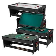 Fat Cat Pockey 3-in-1 Multi Game Table 3 In One | Wayfair