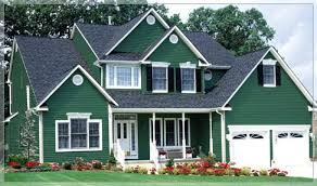 green exterior house paintGreen Exterior Paint Colors  alternatuxcom