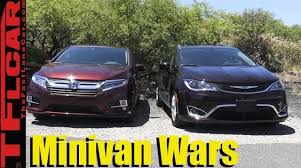 2018 Honda Odyssey Comparison Review  H