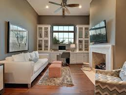 cozy use of space by bining a home office with a living space fireplace furniture fair greenville nc furniture warehouse ellenton furniture row tulsa