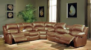 decor : Stunning Oversized Leather Sectional Sofa 49 With ...