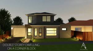 Dual Occupancy  Modern House Plans  amp  Designs    Sundivision   Melbourne Victoria
