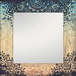 Купить <b>Настенное зеркало Дом Корлеоне</b> Этника 55x55 см ...