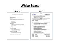Amazing Resume White Space Contemporary - Simple resume Office .