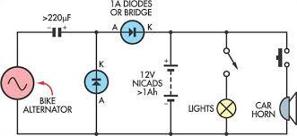 simple 12v horn wiring diagram simple wiring diagrams online