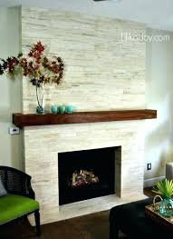 stone fireplace ideas best modern on stacked decor mantel decorating fire