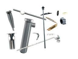 bathroom basin drain parts. american standard bathroom sink stopper parts broken drain repair basin k