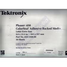 <b>Xerox</b> ColorSeal <b>Self</b>-<b>Adhesive</b> Original Phaser Paper 016150600
