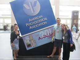american phsycological association pau student takes lead with american psychological association of