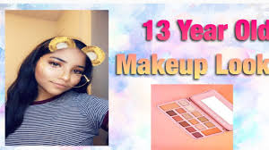 13 year old makeup tutorial you