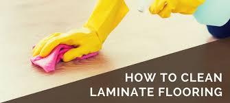 best ways to clean laminate flooring