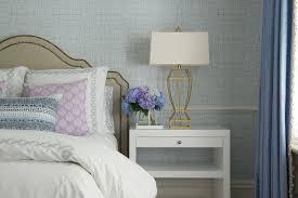 bedroom chair rail