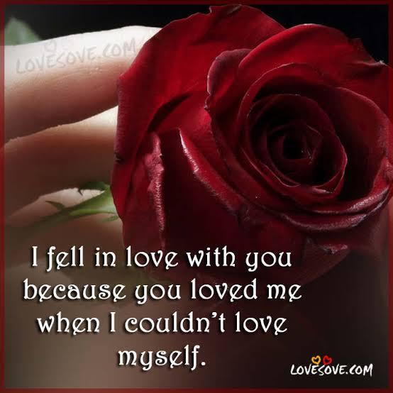 shayari in english for love