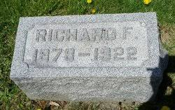 Richard F Lyons (1878-1922) - Find A Grave Memorial