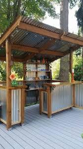 inexpensive outdoor kitchen ideas best 25 simple outdoor kitchen ideas on outdoor bar