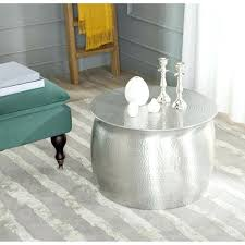 round silver coffee table round silver metal coffee table on gray coffee tables furniture silver coffee table uk