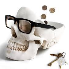 <b>Органайзер для мелочей Skull</b> белый купить в интернет ...