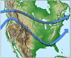 where do jet streams form mrs remis earth science blog 6th grade weather jet stream