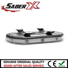 Saber Light Bar Hot Item Super Bright Led Beacon Mini Vehicle Warning Light Bar