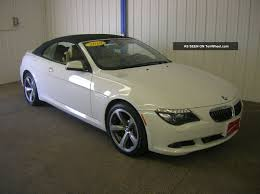 All BMW Models 2010 bmw 645ci convertible : BMW 6 series 650i 2010 | Auto images and Specification