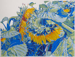 handmade screen prints serigraphes serigraphy available paintings