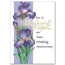 for a wonderful couple on your wedding anniversary wedding Congratulations Your Wedding Anniversary wedding anniversary card click here for larger picture congratulations your wedding anniversary quotes