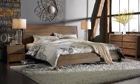 Loft Bedroom Furniture Urban Loft Bedroom Collection The Dump Americas Furniture Outlet