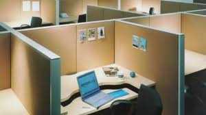 small office cubicle small. Office Cubicle Decor. Modern Layout Design : Small And Minimalist Workstation With Leveling M