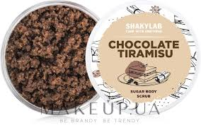 <b>Сахарный скраб</b> для тела «<b>Chocolate</b> Tiramisu