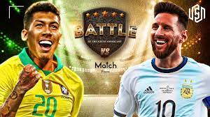 Brazil vs Argentina 0-1 Promo ...