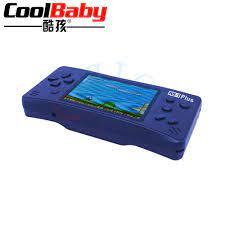 Máy Chơi Game cầm tay cho Người Lớn, RS 1 Plus Di Động Retro Arcade Video  Game Người Chơi Xây Dựng năm 218 Trò Chơi MÀN HÌNH LCD 3.5 Inch 1 USB