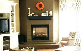 contemporary fireplace mantels decoration