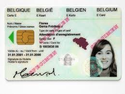 Belgian For Card Identity Documents Master Sale -