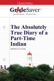 the absolutely true diary of a part time n themes gradesaver the absolutely true diary of a part time n