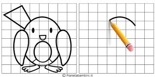 Tantissime idee per dei disegni a matita facili da fare, alcuni tutorial da seguire con passaggi spiegati nei minimi dettagli. 72 Disegni Facili Da Copiare A Matita Per Bambini Pianetabambini It