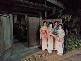 sayuki from asakusa the first western geisha