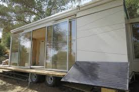 Off The Grid Prefab Homes Tiny Prefab Home Is A Dreamy Off Grid Retreat On The Island Of